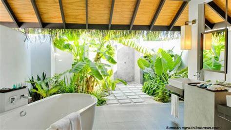 ide desain konsep kamar mandi terbuka urbanindo rumah dijual disewakan jual beli sewa rumah tanah properti