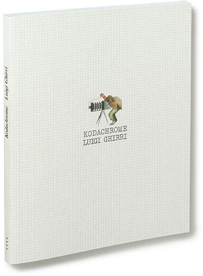 Luigi Ghirri Kodachrome Buku Foto Photobook kodachrome luigi ghirri rista 2012 micamera bookstore