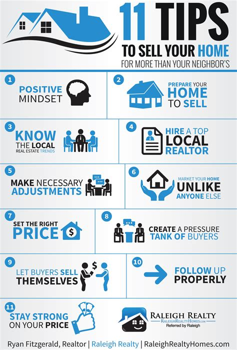 how to be a realtor 11 tips sell your home for more money than your neighbor s