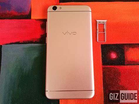 Vivo V5 New Segel vivo v5 unboxing and impressions the new selfie king free