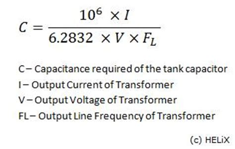 calculating capacitor bank current calculating capacitor bank current 28 images building a 1 35 million volt tesla coil