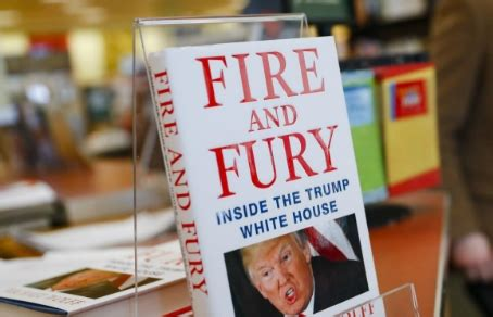 summary and fury inside the white house by michael wolff books 45