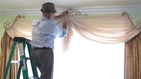 Drapery Valance How To Buy Curtains How To Purchase And Install Diy