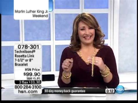 colleen cracks up laughing on hsn live tv