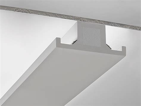 nobili illuminazione profilo per illuminazione lineare in gesso p10 nobile italia