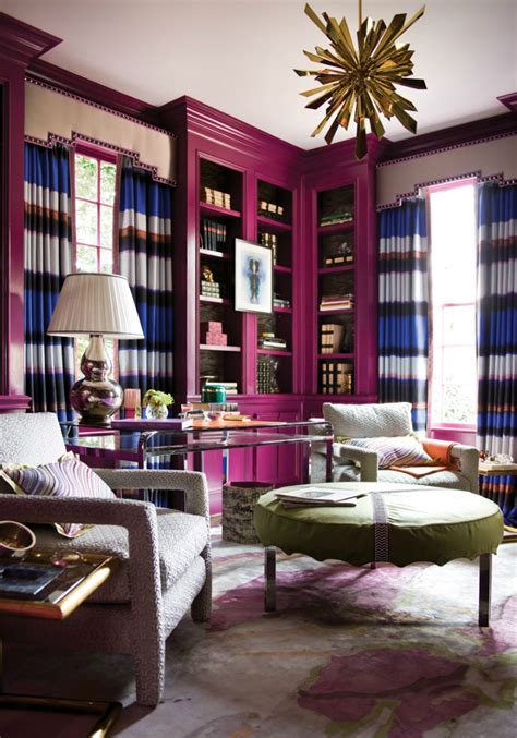 home interior ideas  radiant orchid home decor ideas