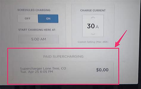 tesla how it works look at tesla paid supercharging how it works