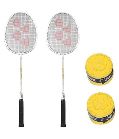 Original Yonex Replacement Grip Yonex 1 yonex gr 303 badminton racquet pack of 2 with replacement grip 2 pcs buy at