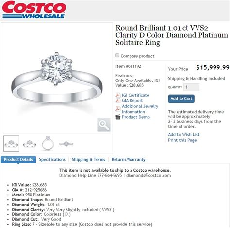 sample house inspection report costco engagement rings review are they really cheaper