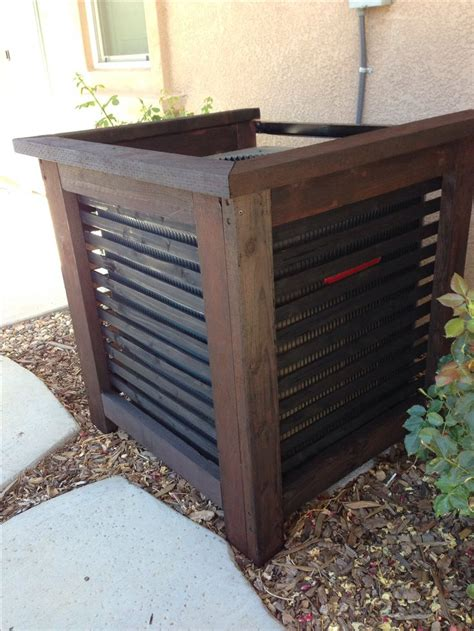 Best Patio Air Conditioner Best 25 Ac Unit Cover Ideas Only On Hide Ac