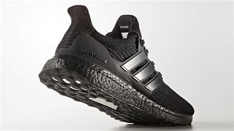 adidas ultra boost triple black adidas ultra boost 3 0 triple black the sole supplier