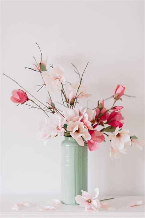 magnolia paper flower tutorial christine paper design christine paper design it s me