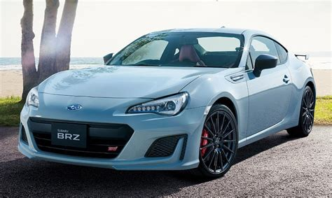 brz subaru 2018 2018 subaru brz sti sport to be sold by lottery