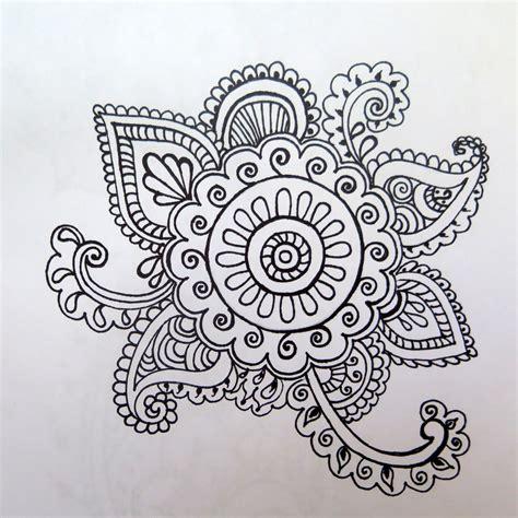 henna tattoo face henna flower doodle henna designs by lindsay henna