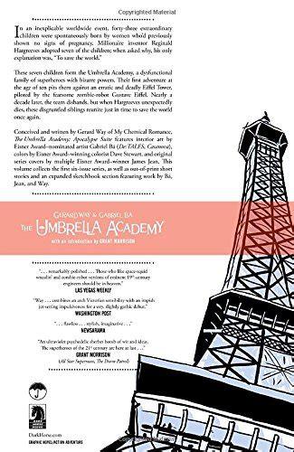 The Umbrella Academy Vol 1 by The Umbrella Academy Vol 1 Import It All