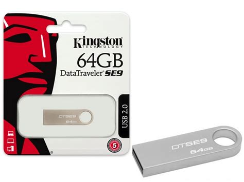Usb Kingston 64gb memoria usb