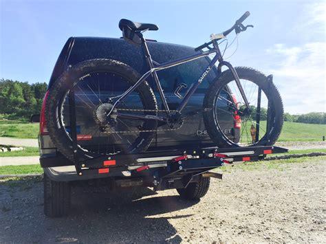 1 up racks hitch rack shootout 1up usa fat bike com