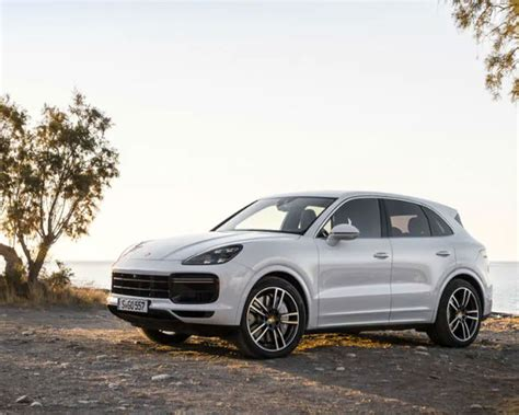 Porsche Cayenne Rs by Porsche Launches Latest Edition Of Cayenne Starting Rs 1 19 Cr