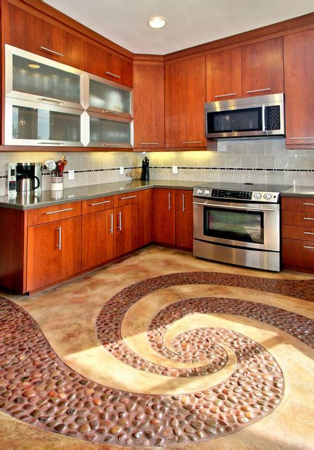 Cool Kitchen Floor Ideas 18 Most Creative Flooring Ideas You Should Try In 2017