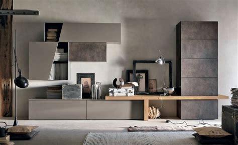 arredamento parete soggiorno mobili soggiorno moderni torino