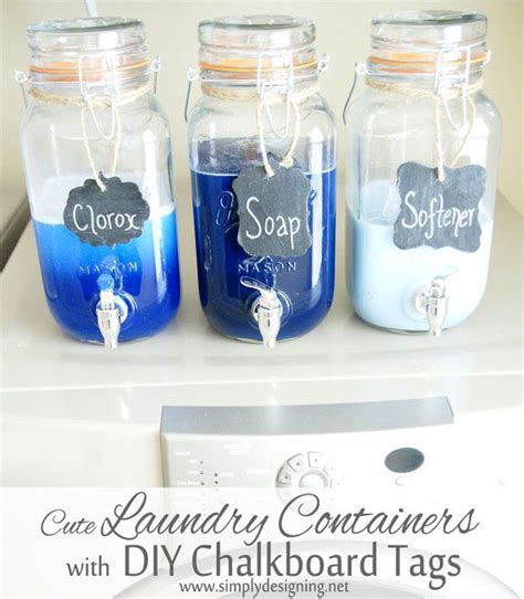 laundry storage containers 25 best ideas about laundry detergent storage on