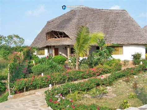 cottages in malindi kenya villa with garden and swimmingpool for sale in malinsi