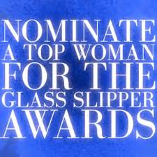 glass slipper awards thomson taking glass slipper awards