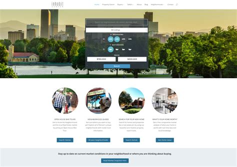 homes websites denver wordpress design website design wordpress developer
