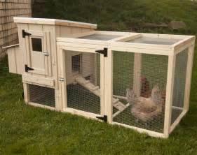 Small Backyard Chicken Coop Mobile Backyard Chicken Coop Outdoor Furniture Design And Ideas