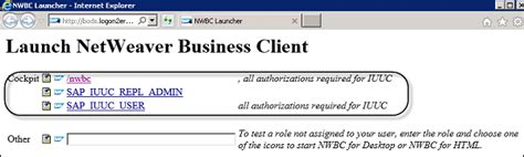 sap nwbc tutorial sap nwbc tutorial sap netweaver nwbc transaction and