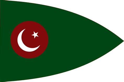 image flag of the ottoman empire 1453 1517 png
