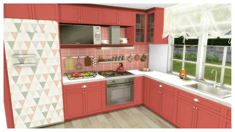 sims kitchen ideas sims 4 kitchen ii room mods for dinha