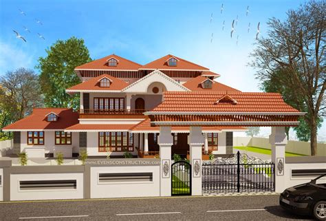 Padipura Designed For Traditional Kerala Trends And New New Home Design Trends In Kerala