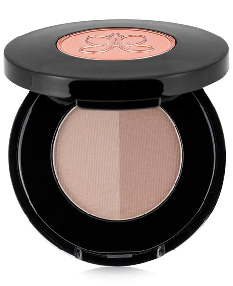 Beverly Brow Powder Duo In Medium Brown beverly brow powder duo beverly brow brow shaping and brow powder