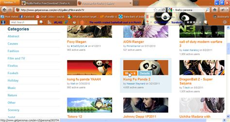 themes in mozilla free download cool firefox themes mozilla firefox free download