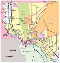 el paso regional map maplets