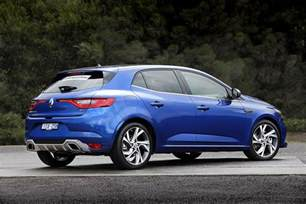 Renault Megane Specs 2017 Renault Megane Pricing And Specs All New Hatch Hits