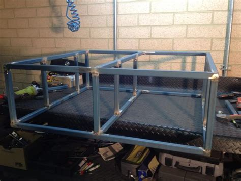 build your own drawers 4wd diy nw pajero rear drawers pajero 4wd club of victoria