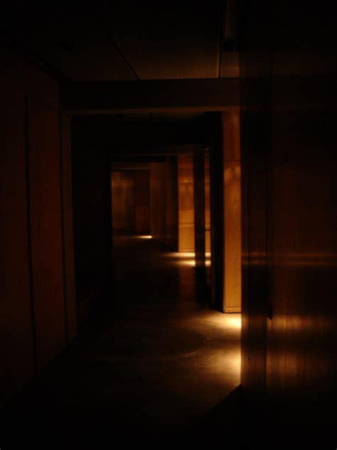 dark hallway green sparkle dark thoughts