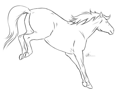 coloring pages of bucking horses bronc rider pencil coloring pages