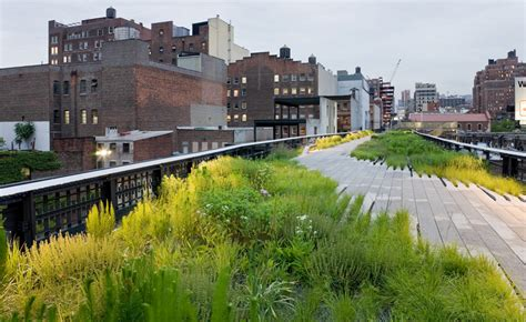 chelsea section of manhattan the high line section 1 scenario journal