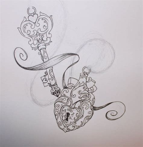 tattoo couple sketch key tattoos designs ideas and meaning tattoos for you