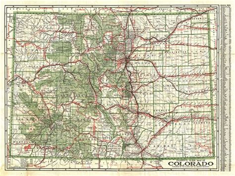 utah colorado map antique maps of utah nevada and colorado antique maps