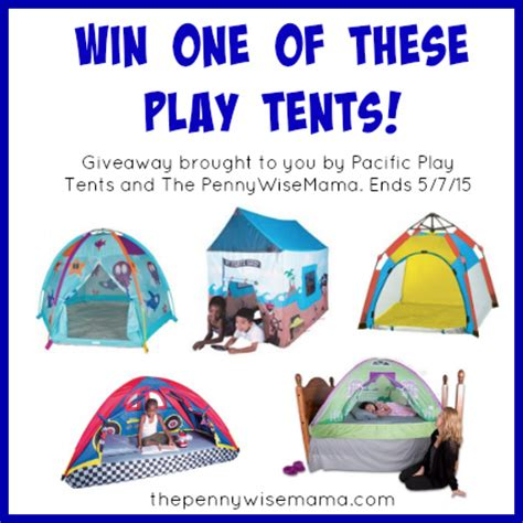 Tent Giveaway - cottage bed tent by pacific play tents review giveaway the pennywisemama