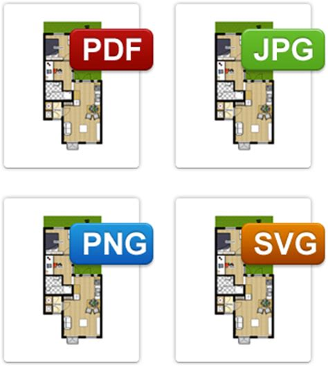 Floor Plans For Real Estate Marketing create floor plans house plans and home plans online with