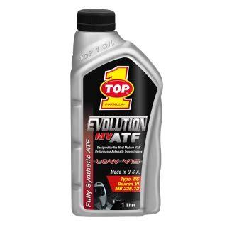 Oli Top1 Evolution Sae 5w 40 Api Sm Fully Synthetic Made In Usa 1liter top 1 evolution mv atf oli top 1