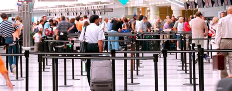 how to get through airport security fast travel travel get through airport security faster with these tips