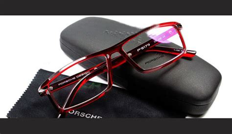 porsche design home products porsche design p 8178 red