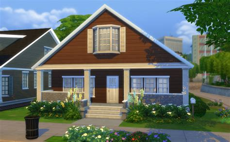 Mod The Sims Big Family Small Budget 5 Mod The Sims Starter Perrine 2br 1ba No Cc