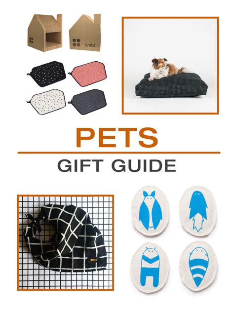 design milk gift guide 2015 gift guide pets design milk